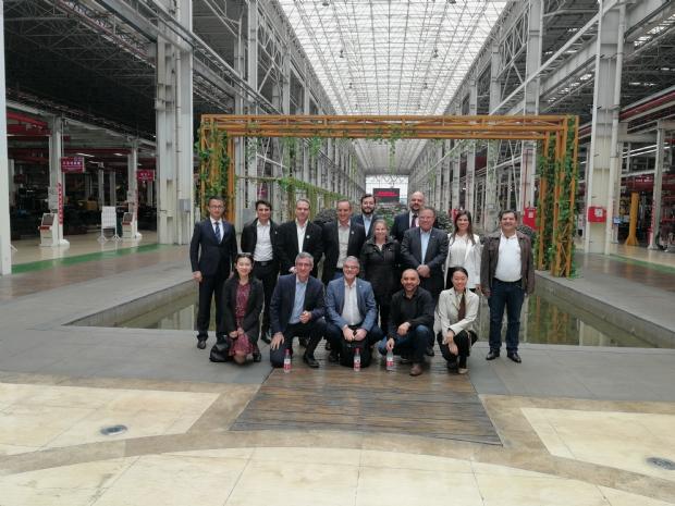 Em missão oficial,  Maggi visita China e busca diversificar exportações