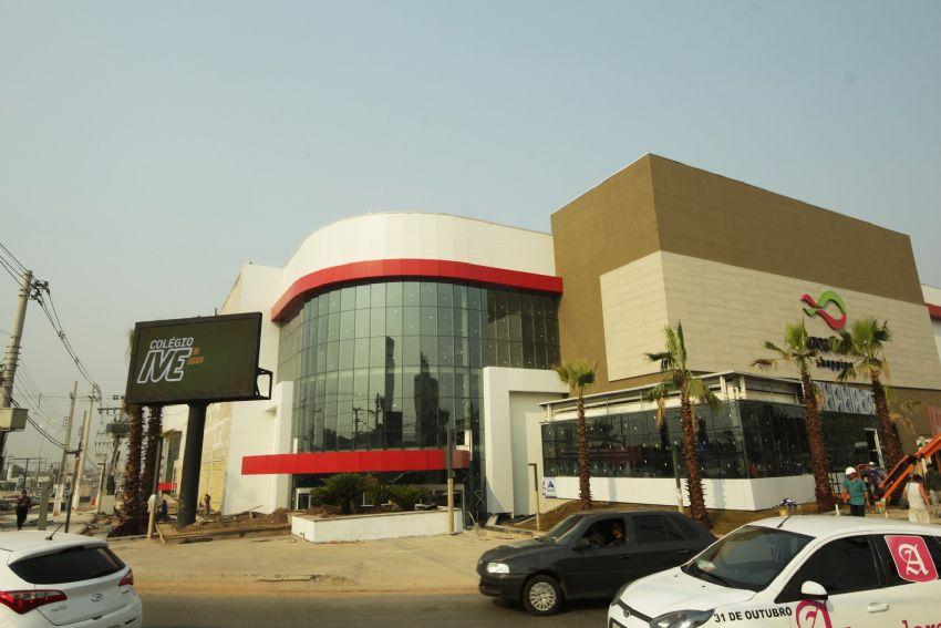 46814c6e7 Várzea Grande Shopping tem inauguração adiada para o dia 17 de ...