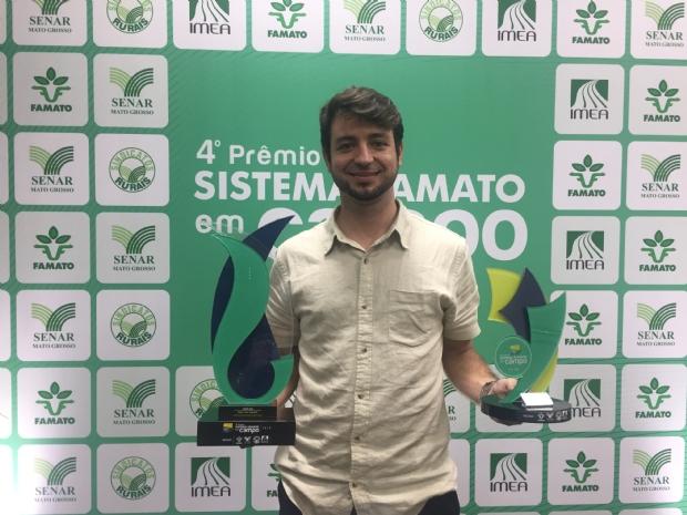 Agro-Sol Sementes vence quarta edição do Prêmio Sistema Famato em Campo