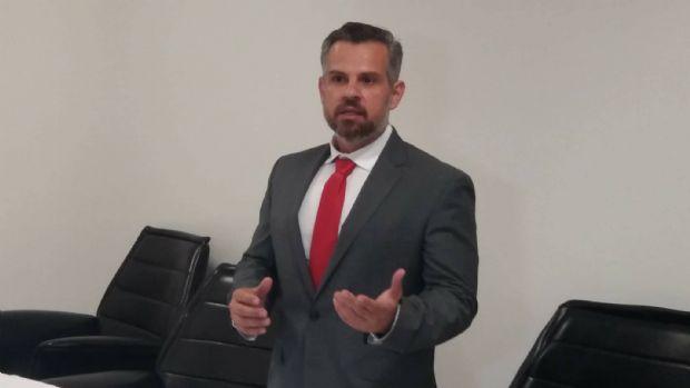 o CEO da MTCred, Raniery Queiroz.