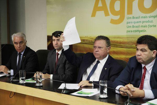 Medidas para criação de pequenas agroindústrias devem evitar gastos, diz Maggi
