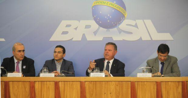 Possível restrição às carnes significaria uma grande crise ao Brasil, afirma Maggi diante 'Carne Fraca'