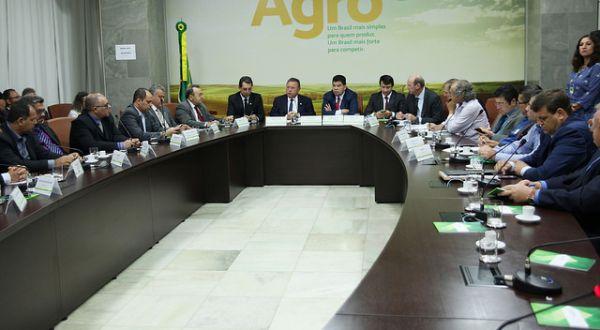 Para Maggi, atuação de frigoríficos no Oeste de Mato Grosso deixa evidências de