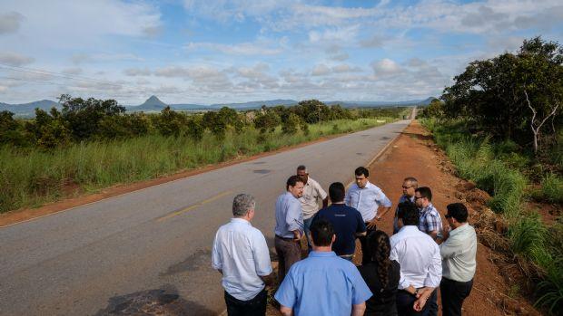Tangará da Serra receberá R$ 120 milhões em investimentos para obras rodoviárias