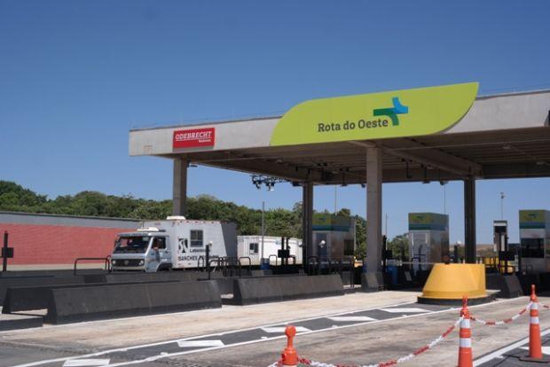 Obras e pedágio rendem R$ 23,2 mi a municípios por onde passam trechos privatizados da BR-163
