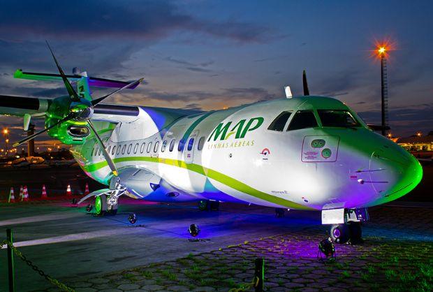 Diretor da MAP Linhas Aéreas cita 'rota da soja' e anuncia ligação de MT com praia do 'Caribe Amazônico'