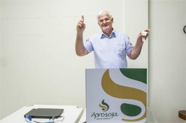 Em disputa acirrada, produtor de Sinop é eleito novo presidente da Aprosoja