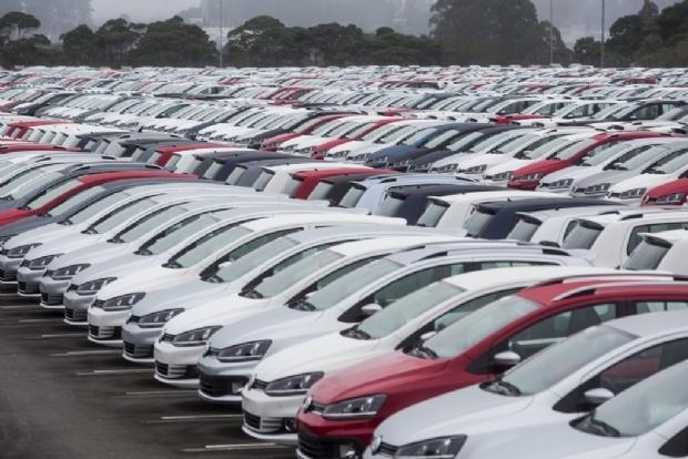 Vendas de veículos novos no Estado crescem 16% em 2019