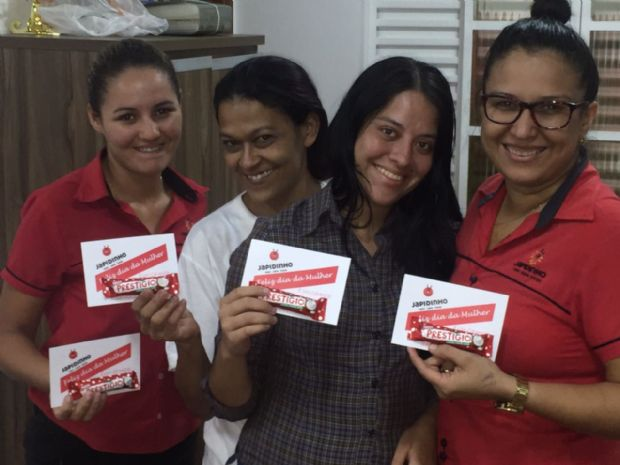 Japidinho se solidifica no mercado com mais da metade de seus funcionários do sexo feminino