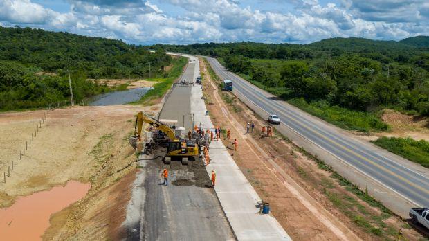 Duplicação de trecho entre Cuiabá à Serra de São Vicente deve ficar pronto em 2018