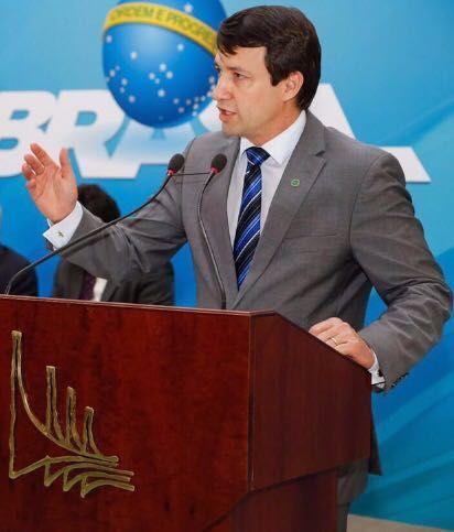 Em missão oficial, Novacki vai tentar ampliar espaço para produtos brasileiros no mercado europeu