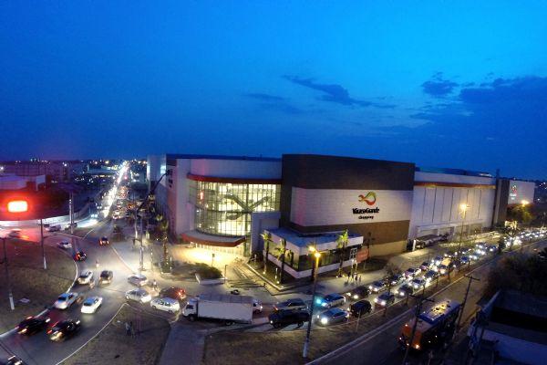 84caa1c75 Várzea Grande Shopping tem inauguração adiada para o dia 17 de novembro   veja fotos