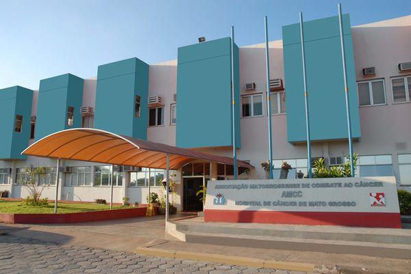 Resultado de imagem para leilão para ajudar Hospital de Câncer de Mato Grosso
