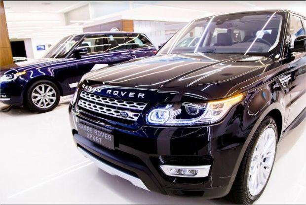 Com Investimento De R$ 3,5 Mi, Jaguar Land Rover Gera 50 Empregos