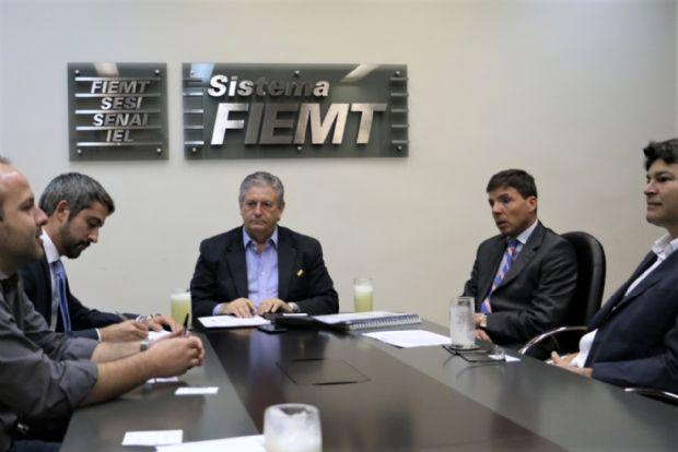 Argentina pode implantar Câmara de Comércio em Cuiabá; ação é estratégia de relacionamento