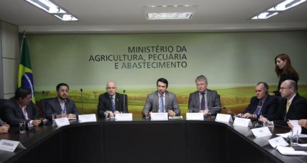 Programa de modernização do Ministério da Agricultura registra mil entregas