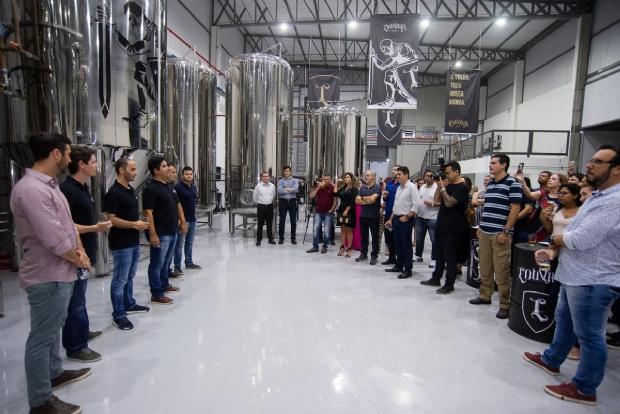 Com nova fábrica, Louvada aposta em novos produtos e deve aumentar produção em até 500%;  fotos