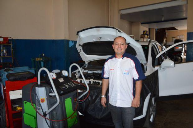 O empresário Luciano Zanata fez o CIG duas vezes e registrou um aumento de faturamento de 50%