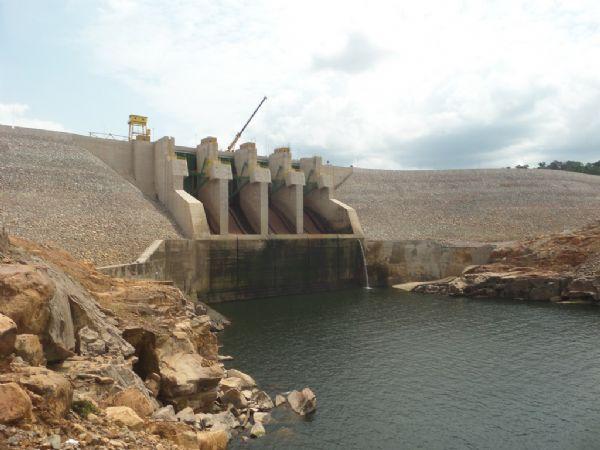 Usina Hidrelétrica Teles Pires tem operação comercial liberada pela Aneel