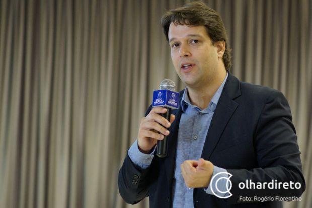 Gustavo Oliveira afirma carga tributária de MT será por produto e quem contribui terá certeza do que está pagando