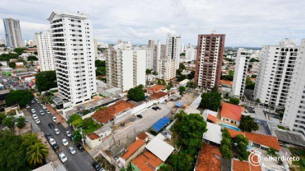 Cuiabá deve dobrar número de novos edifícios em 2018; redução de juros e financiamento auxiliam setor