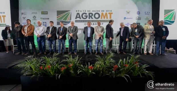 Senar e Sindicato Rural  levam oficinas e vitrines para a AgroMT