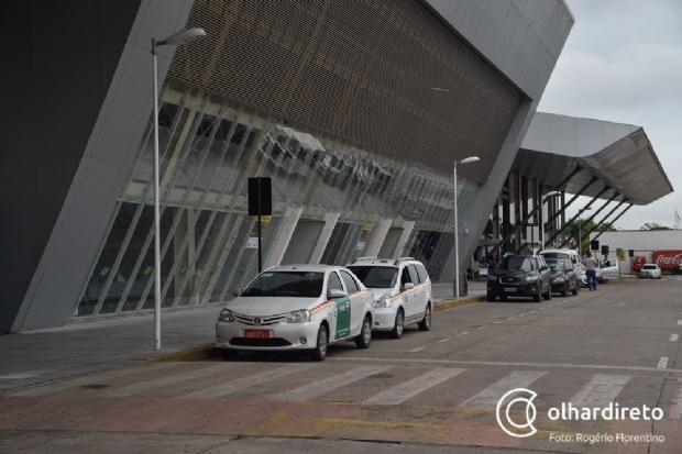 Aeroporto Marechal Rondon receberá R$ 518 mi, terá ampliação de terminal e maior capacidade para aeronaves