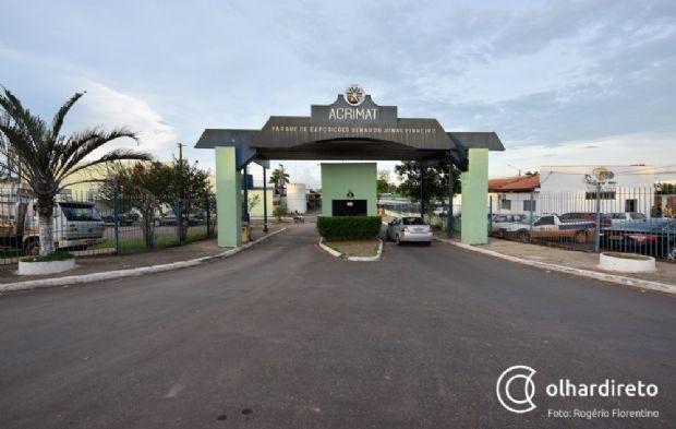 AgroMT aconteceu no Parque de Exposições Senador Jonas Pinheiro
