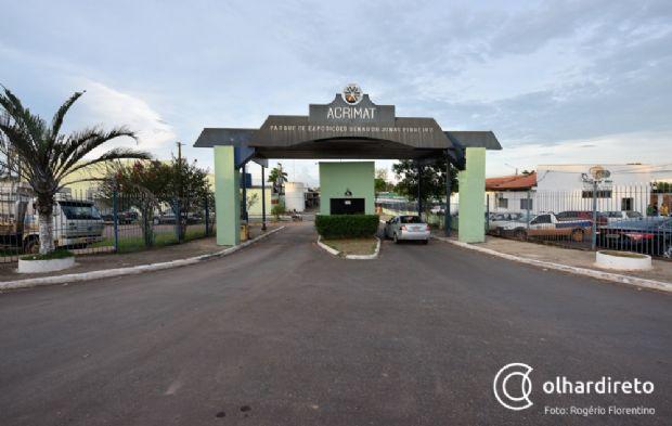 Sindicato Rural busca consolidação de Cuiabá como 'capital do agronegócio'  veja fotos