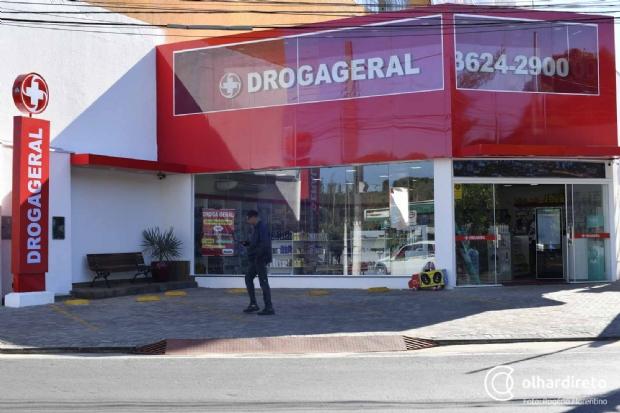 711df46e7  Rede cuiabana de farmácias abre nova loja na praça 8 de abril com descontos  de