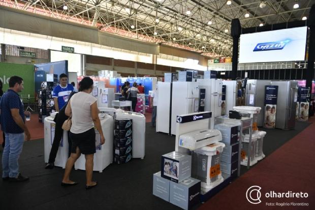 Mega Feirão da Gazin oferece até 50% de desconto e marcas internacionais em nova edição;   fotos