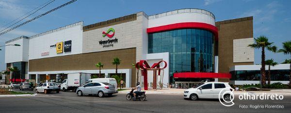 Com R$ 300 mi investidos, Várzea Grande Shopping inaugura nesta terça-feira; veja fotos