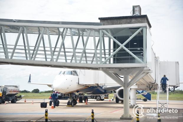'Cidades do Agro' auxiliaram crescimento de voos em MT; Azul tem Cuiabá como hub não oficial