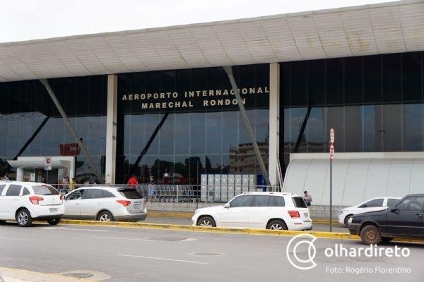 Veja quais são as duas empresas que irão gerir quatro aeroportos de Mato Grosso