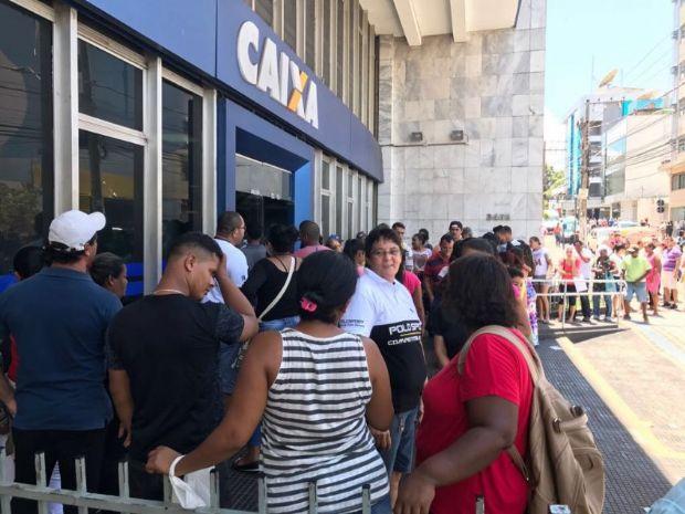 """FGTS de contas inativas deve """"ajudar"""" comércio enquanto reformas não são aprovadas, diz CDL-Cuiabá"""