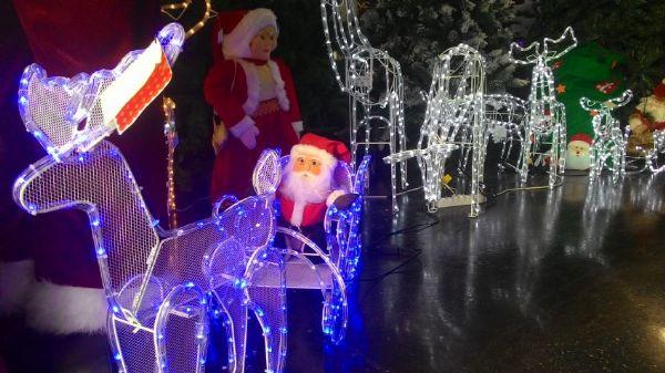 Natal cuiabano deverá ser 15% mais magro em relação ao ano passado; veja fotos