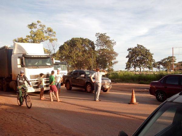 Justiça em Mato Grosso determina desbloqueio de rodovias sob multa de R$ 1 mil por dia