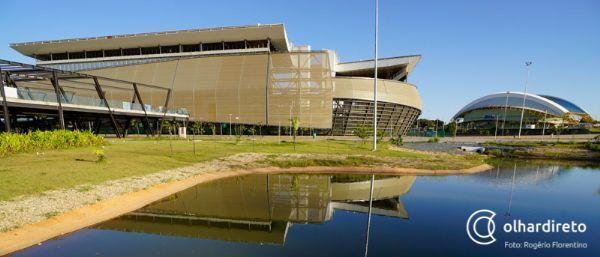Embrião do Parque Tecnológico de Mato Grosso pode ser instalado na Arena Pantanal