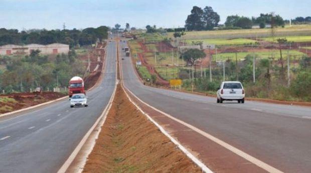 Tráfego da BR-163 em Rondonópolis será desviado para manutenção em viaduto