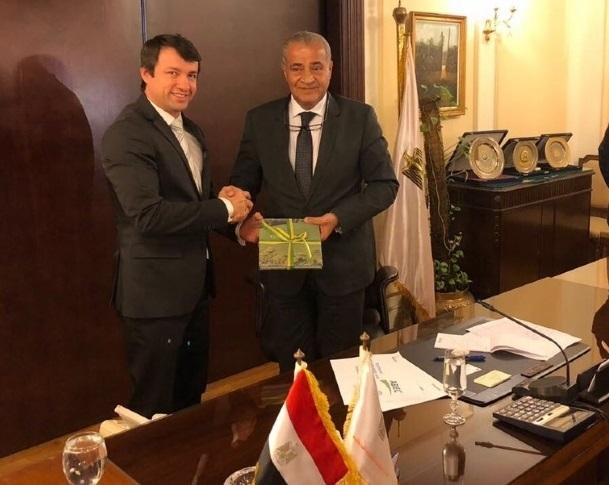 Novacki busca aumentar exportação de carnes ao Egito