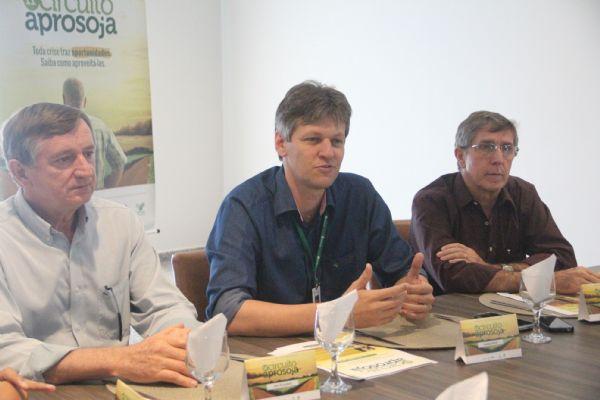 Possíveis saídas para a crise econômica no Brasil serão debatidas no Circuito Aprosoja
