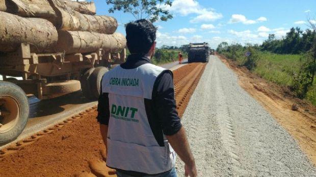 Apenas 3% de trechos de rodovias em Mato Grosso são classificados como péssimos pelo Dnit