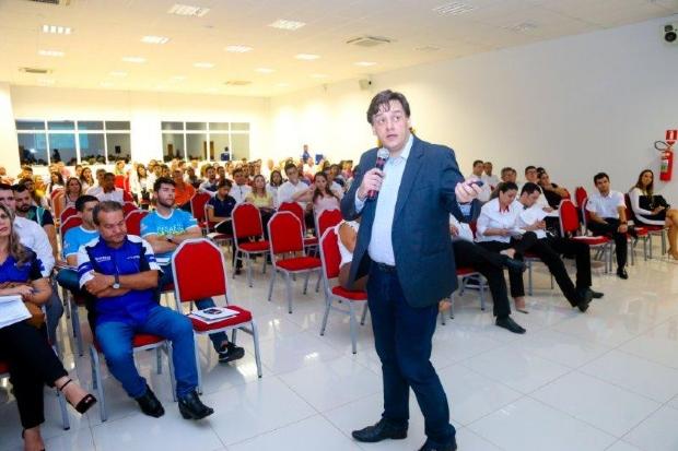 Encontro com 250 vendedores e líderes de concessionárias irá debater vendas no setor