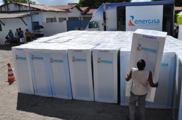 Projeto da Energisa para troca de eletrodomésticos com 50% desconto beneficia 15 mil famílias