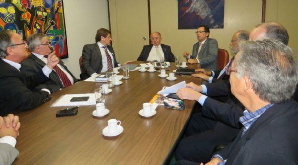 Projeto que reduz percentual de exportação pode beneficiar ZPE de Cáceres