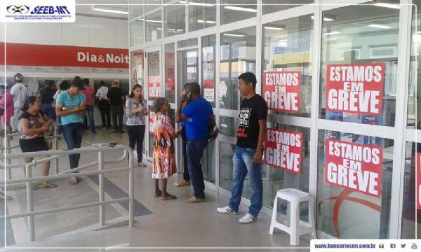 Mato Grosso soma 269 agências bancárias fechadas em 13 dias