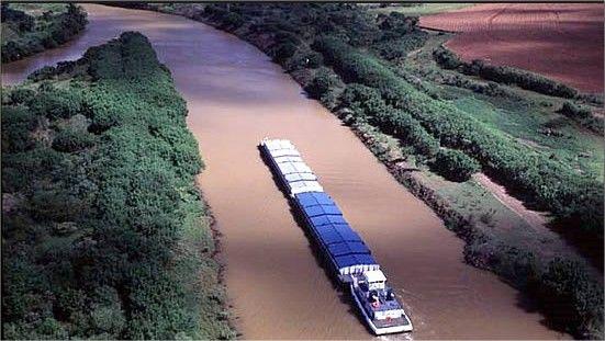 Comissão tem 180 dias para discutir viabilidade econômica da hidrovia Paraguai-Paraná