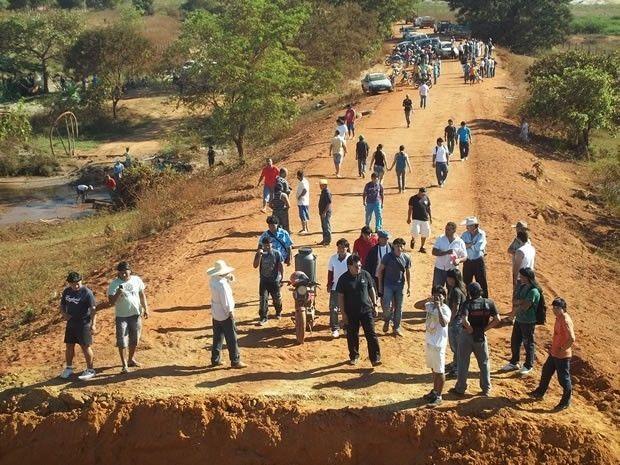 Após proibição de indígenas, Funai aprova estudo para pavimentação da BR-158; estrada corta aldeias