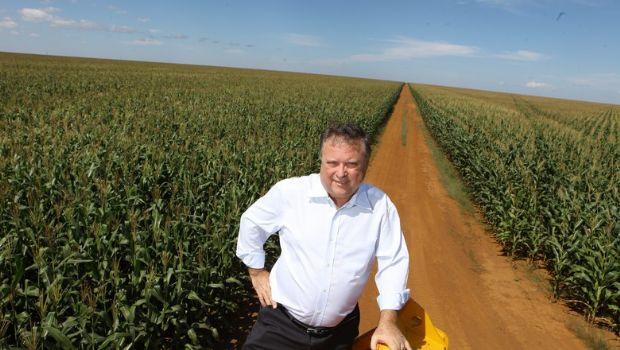 Amaggi negocia fazenda de 105 mil hectares do antigo