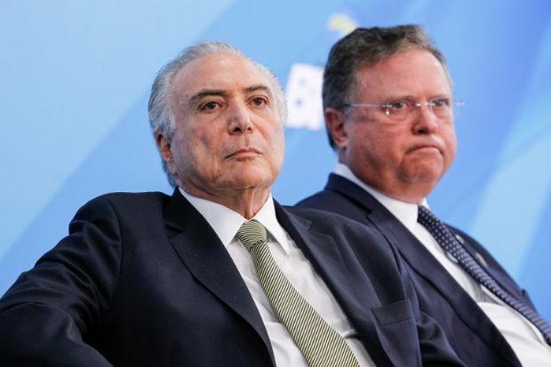 Temer e Blairo se reúnem com países importadores de carne brasileira após operação da PF; EUA e Europa pediram esclarecimento